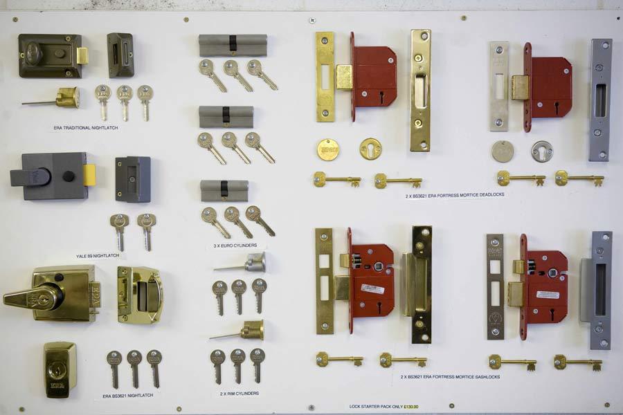 Locksmith training Image of course 5