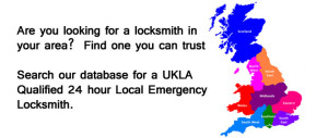 find a ukla locksmith