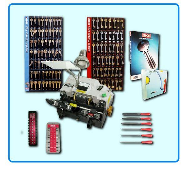 key cutting kit