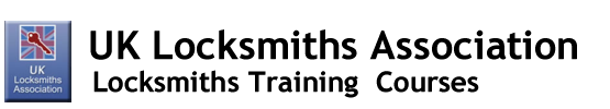 Locksmith Training Courses